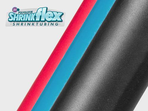 Gaine Thermorétractable Shrinkflex® en Polyoléfine 2:1